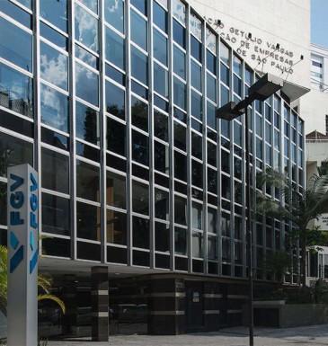 Fachada do prédio da FGV EAESP