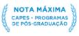 Selo nota máxima Capes Programas de Pós Graduação